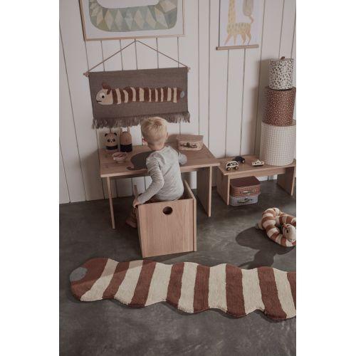 Dětský úložný box Round