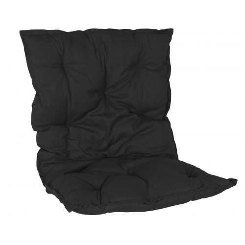 Bavlněná matrace/sedák Black 55x100cm