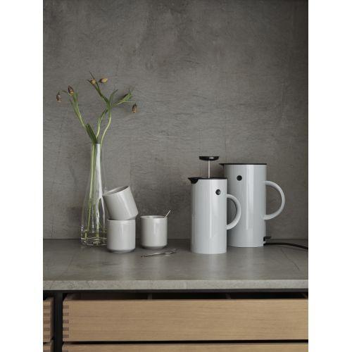 French press konvice na kávu EM77 Light grey