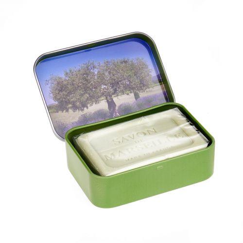 Mýdlo v krabičce - Olivovník 60g