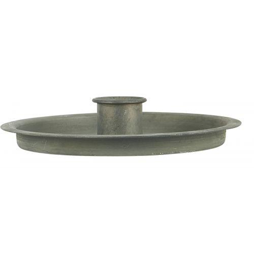 Kovový svícínek Simplicity 12 cm