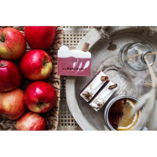 Přírodní mýdlo Apple Cider