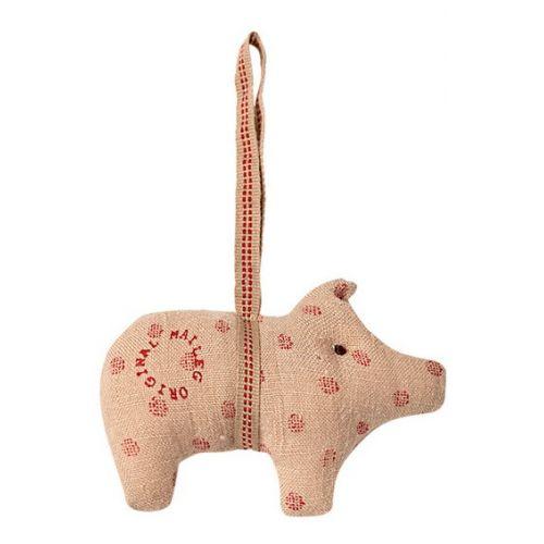 Závěsná vánoční ozdoba Pig