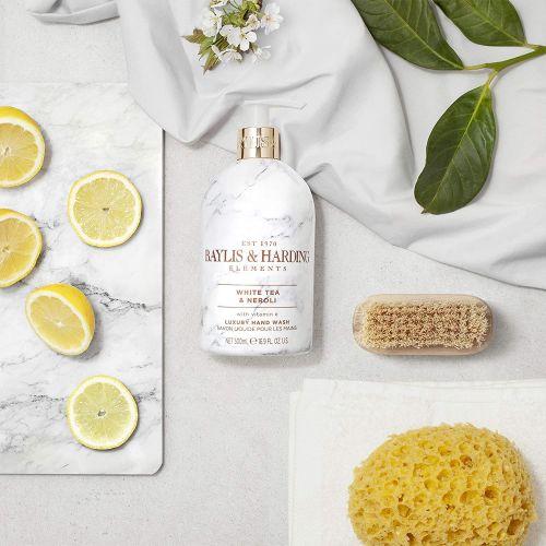 Tekuté mýdlo na ruce White tea & Neroli 500ml