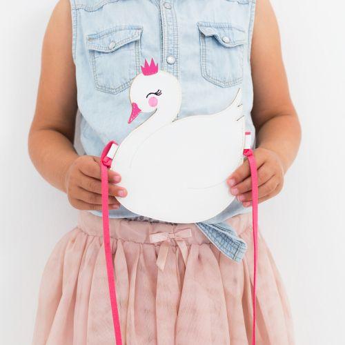 Dětská kabelka Little Swan