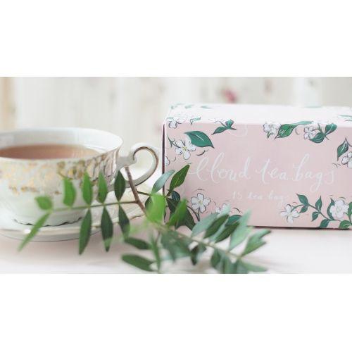 Zelený čaj s jasmínem Nuage Doré 15 ks