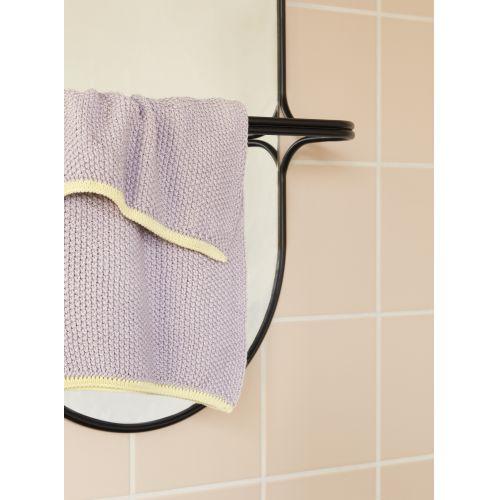 Pletená utěrka Purple Yellow 40x60cm