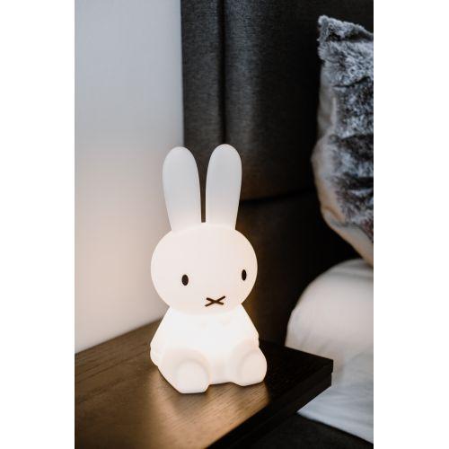Dětská králičí LED lampa Miffy First Light