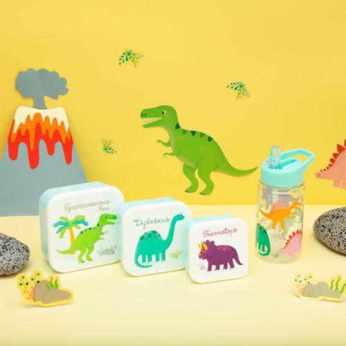 Dětská láhev na vodu Roarsome Dinosaurs