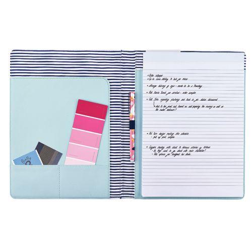 Desky s poznámkovým blokem Fashion