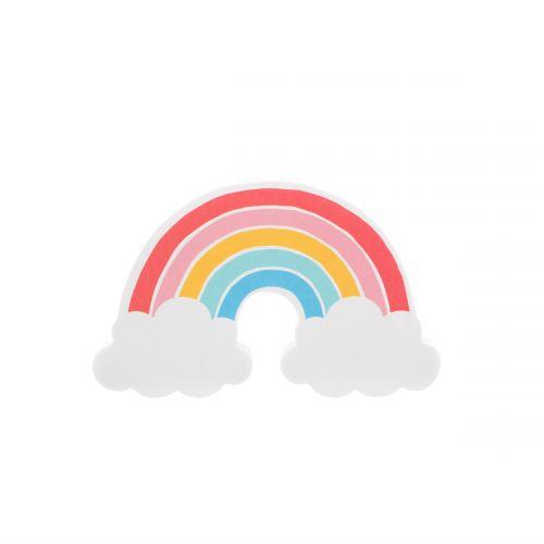 Lepící bloček Chasing Rainbows