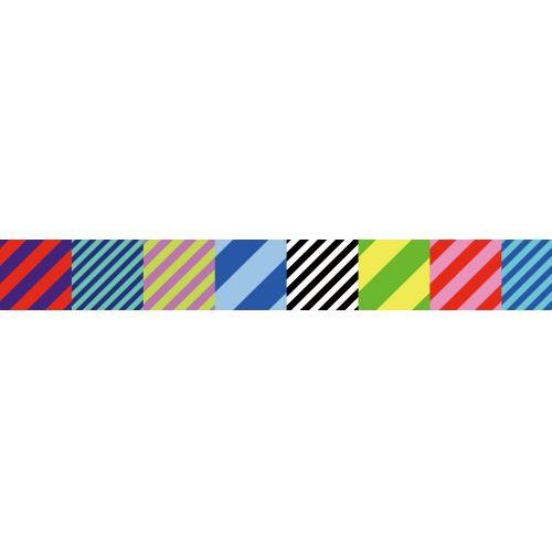 Japonská papírová páska Kapitza Multistripe