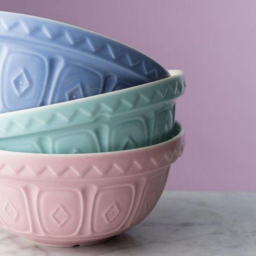 Porcelánová mísa Powder Pink ⌀ 24 cm