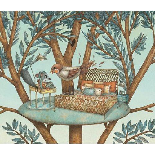 Myška a sedm postýlek - Susanna Isern, Marco Somá