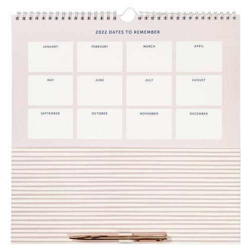 Rodinný týdenní kalendář Navy 2021