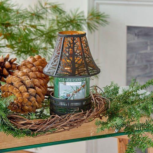 Votivní svíčka Village Candle - Frozen Fir