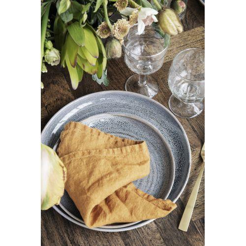 Keramický talíř Nord Grey ⌀ 22 cm