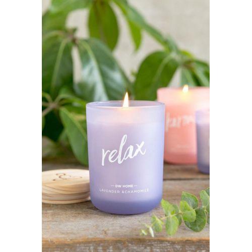 Vonná svíčka Yoga - Relax 212g