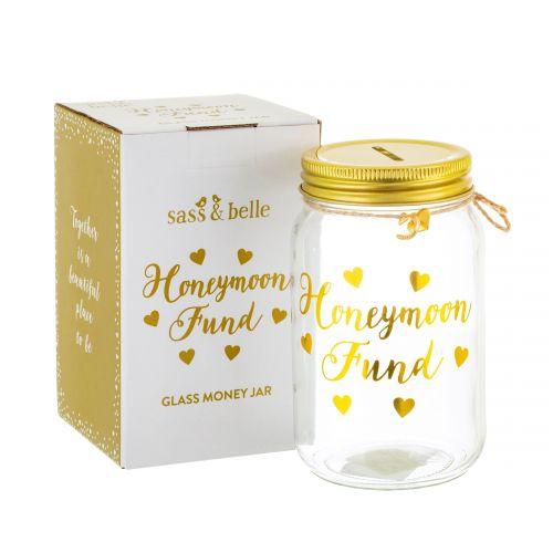 Pokladnička Honeymoon Fund
