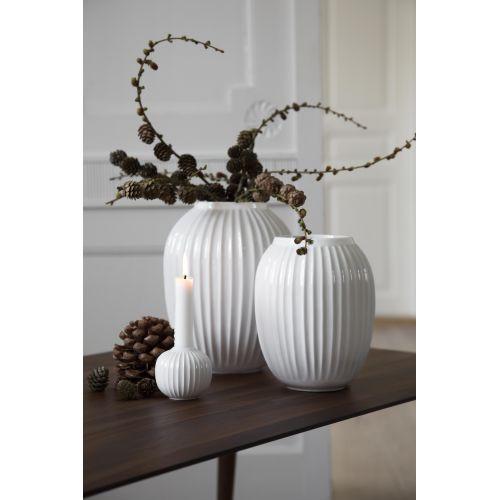 Keramická váza Hammershøi White 25 cm