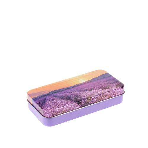 Dárkový set v krabičce - mýdlo a esenciální olej Lavande 2