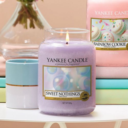 Svíčka Yankee Candle 623gr - Sweet Nothings