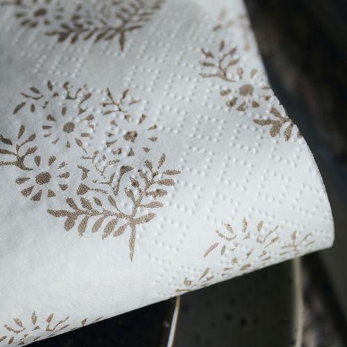 Papírové ubrousky Bouquet 40ks