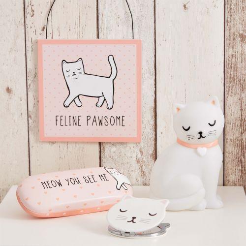 Kapesní zrcátko Cutie Cat