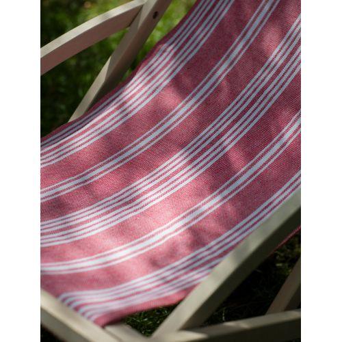 Zahradní lehátko Rhubarb Stripe