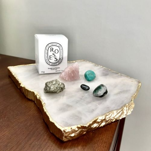 Dárková sada krystalů a minerálů Láska a přátelství