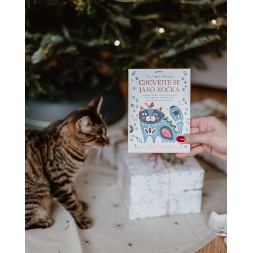 Kniha Chovejte se jako kočka - Stéphane Garnier