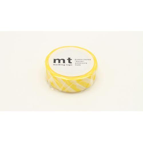 Japonská papírová páska Lemon Stripe