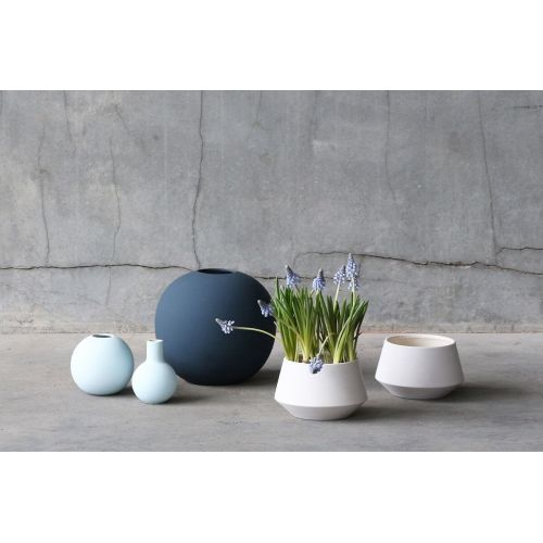 Kulatá váza Ball Midnight Blue 10 cm
