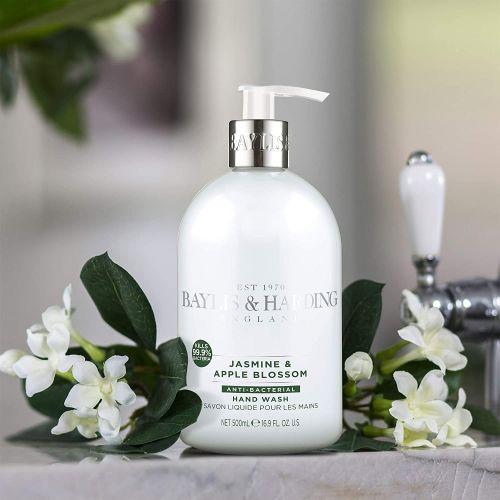 Antibakteriální tekuté mýdlo Jasmine & Apple Blossom - 500 m