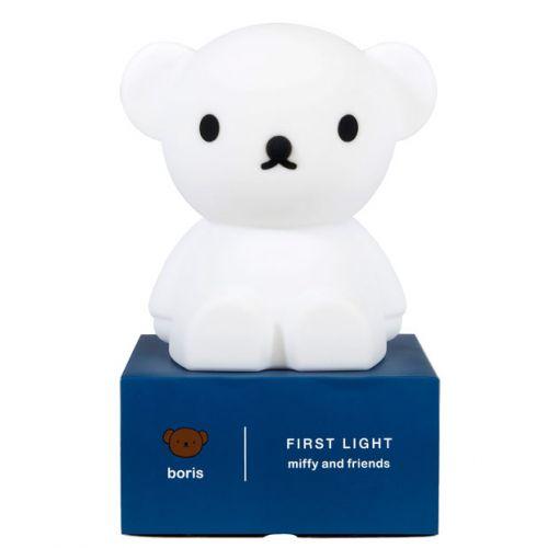 LED Dětská lamička Boris First Light