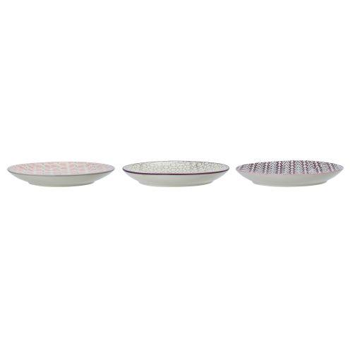Keramický talíř Maya Plate Ø22 cm - 3 druhy
