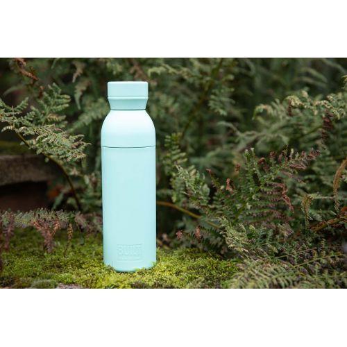 Recyklovaná lahev na vodu BUILT Green 500 ml