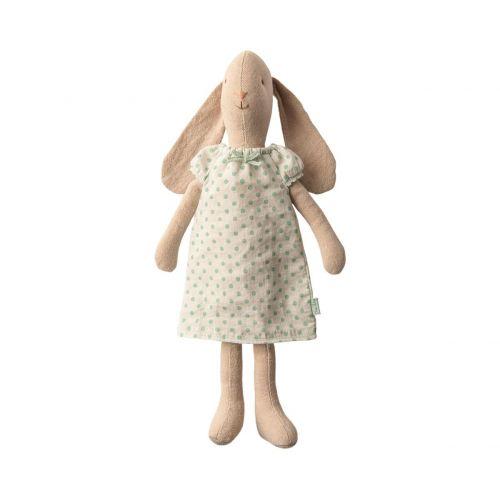 Noční košile na králíčka Mint - size 2