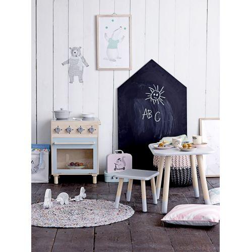 Dětský kufřík Light Blue