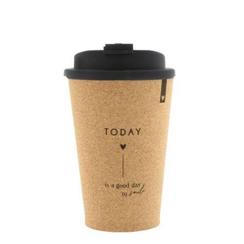 Šálek pro kávu s sebou Coffee / Today 300 ml