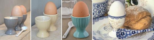 Stojánky na vejce