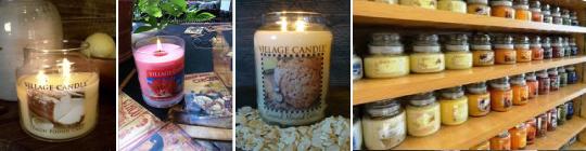 Svíčky Village Candle