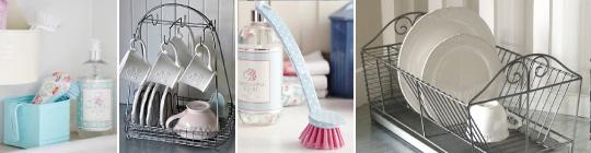 Doplňky na mytí nádobí