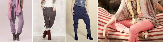 Kalhoty a legíny
