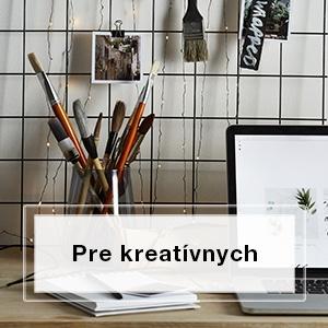 Pre kreatívnych