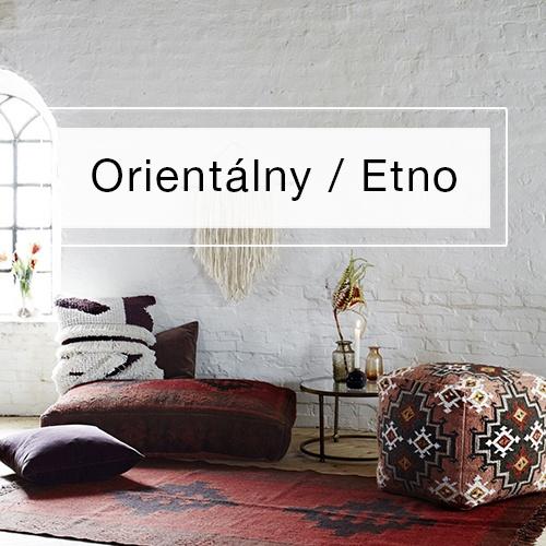 Orientálny/etno