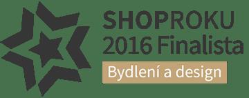 Shop roku 2016 - Bydlení a design
