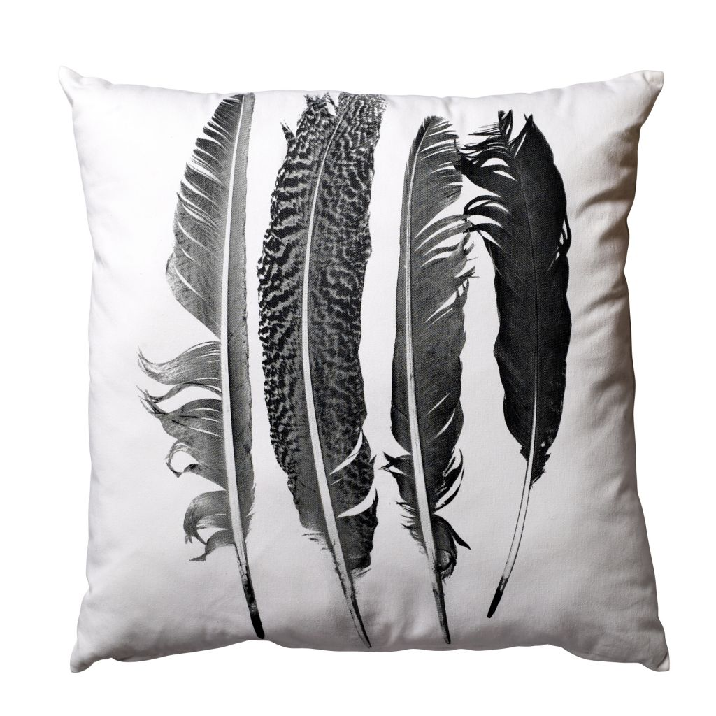 Bloomingville / Polu0161tu00e1u0159 Feather 50x50
