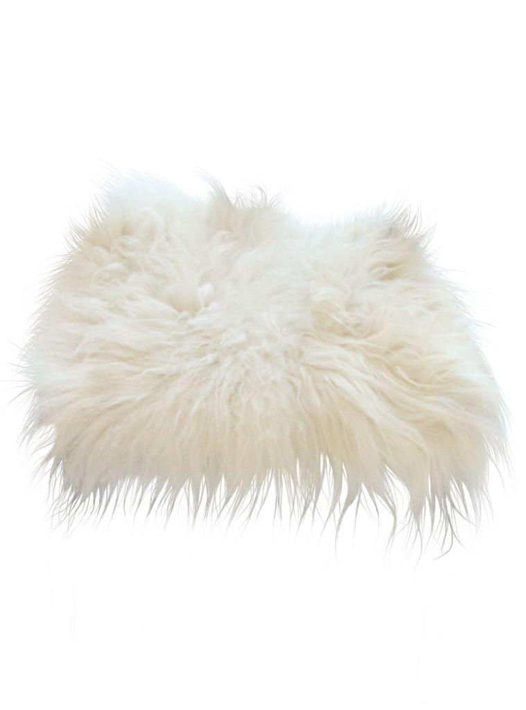 Bloomingville Sedák z kůže Islandské ovce