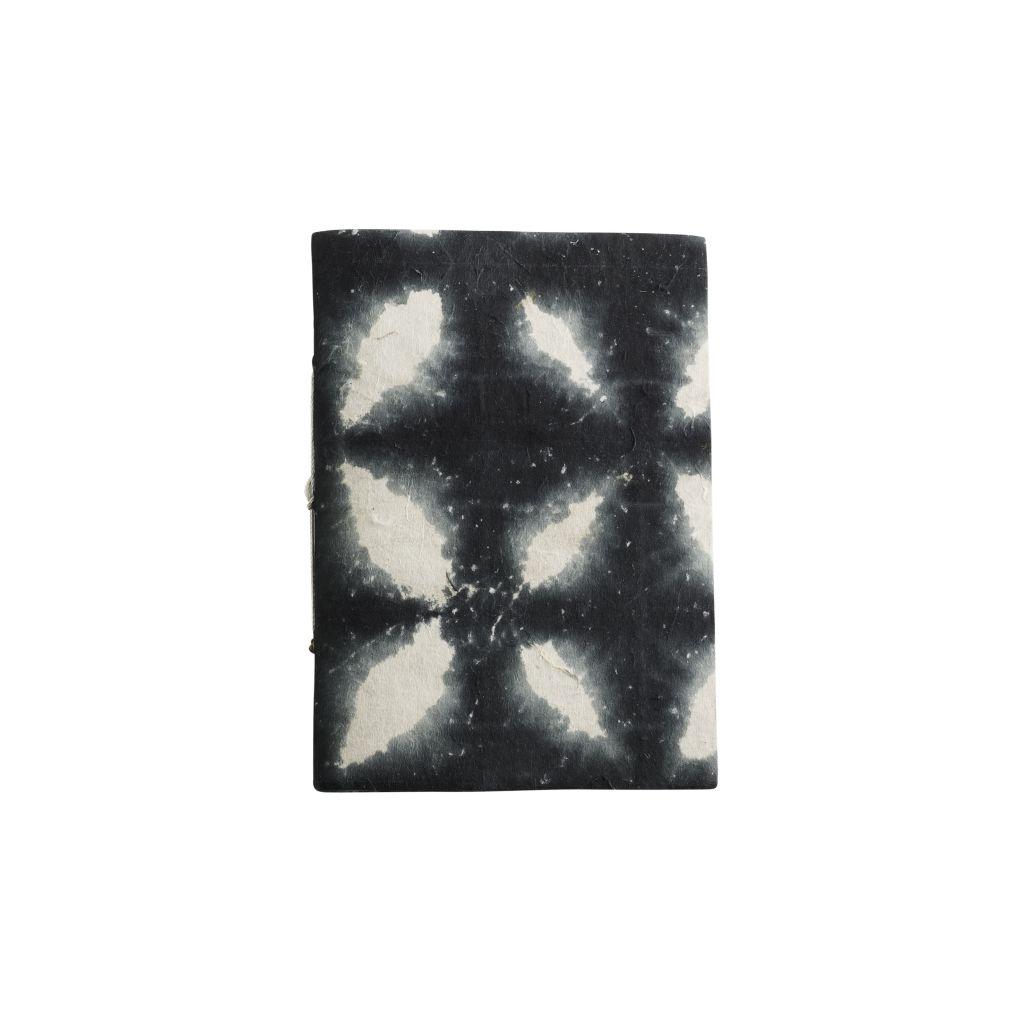 Tine K Home Zápisník Phantom, černá barva, papír